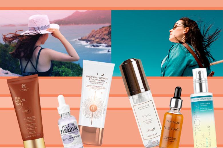Autoabbronzanti viso: le texture e le formule più nuove per un look sunkissed
