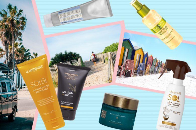 Abbronzatura: come preparare la pelle