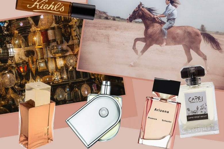 Profumi: note esotiche e minitaglie per le fragranze da viaggio