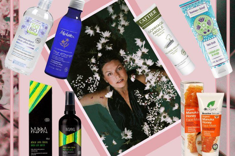 Skincare routine bio economica: 20 prodotti naturali sotto i 20 euro