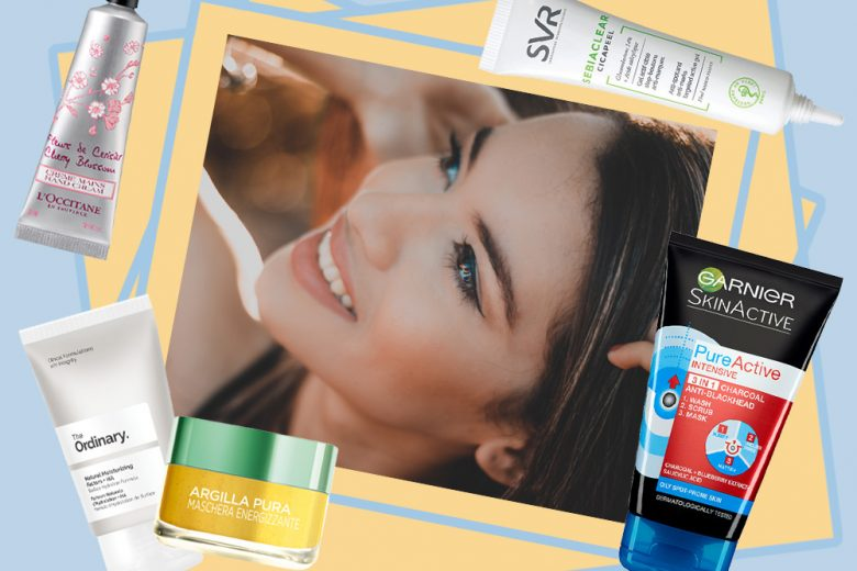 Skincare routine economica: 15 prodotti sotto i 15 euro
