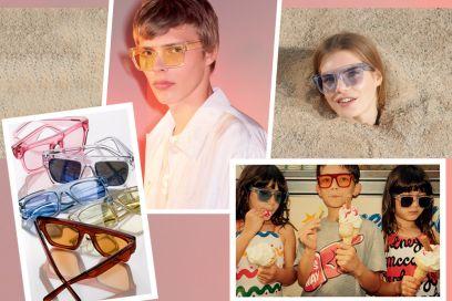 I nuovi Icy Ice di Stella McCartney sono gli occhiali per l'estate 2018 che stavamo aspettando