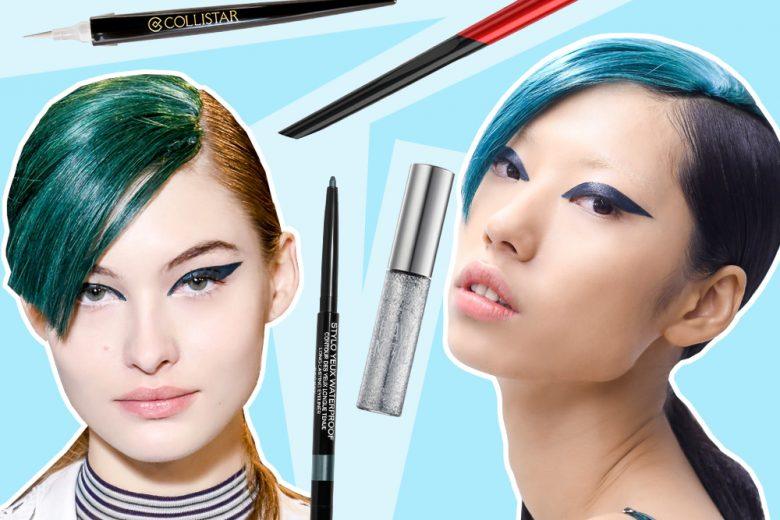 Come porteremo l'eyeliner quest'estate: look e prodotti consigliati