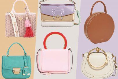 Borse a mano: i modelli più glam dell'estate