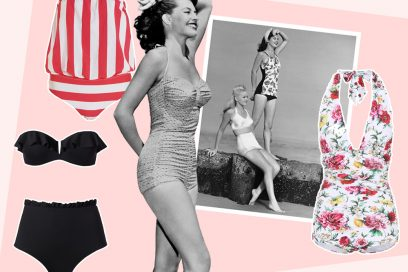 I costumi d'ispirazione vintage più chic dell'estate