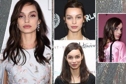 Luma Grothe: i beauty look più belli della supermodella brasiliana