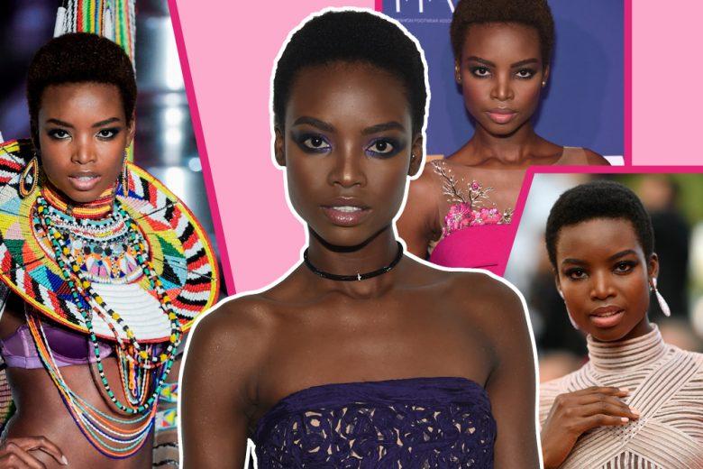 Maria Borges: i beauty look più belli della modella angolana