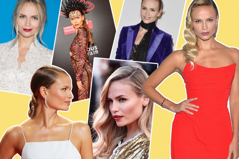 Natasha Poly beauty look: focus sullo stile della supermodella