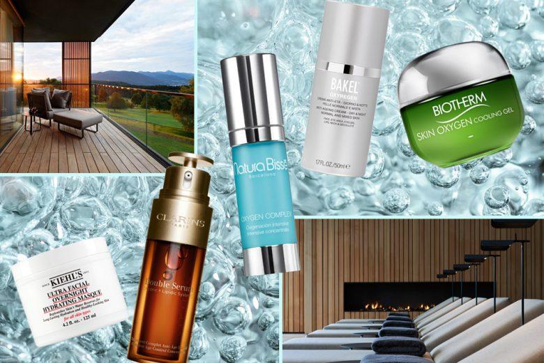 Ossigeno: dai prodotti ai trattamenti specifici, la sua importanza per la pelle