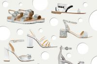 Sandali argentati: i modelli più cool dell'Estate