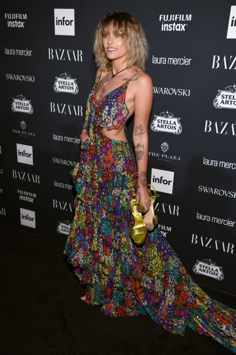 "Harper's BAZAAR Celebrates ""ICONS By Carine Roitfeld"" At The Plaza Hotel Presented By Infor, Laura Mercier, Stella Artois, FUJIFILM And SWAROVSKI – Red Carpet"