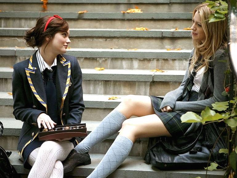 Gossip Girl scuola