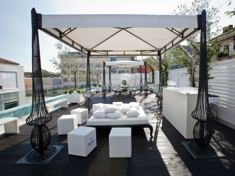 Hotel Magna Pars Suites Milano zona Tortona Navigli the essence of living hotel cool Milano (3)