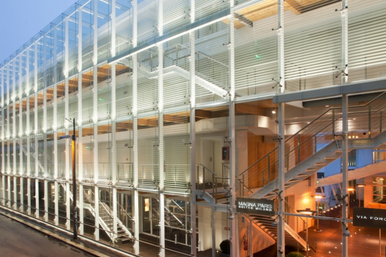 Hotel Magna Pars Suites Milano: the essence of living