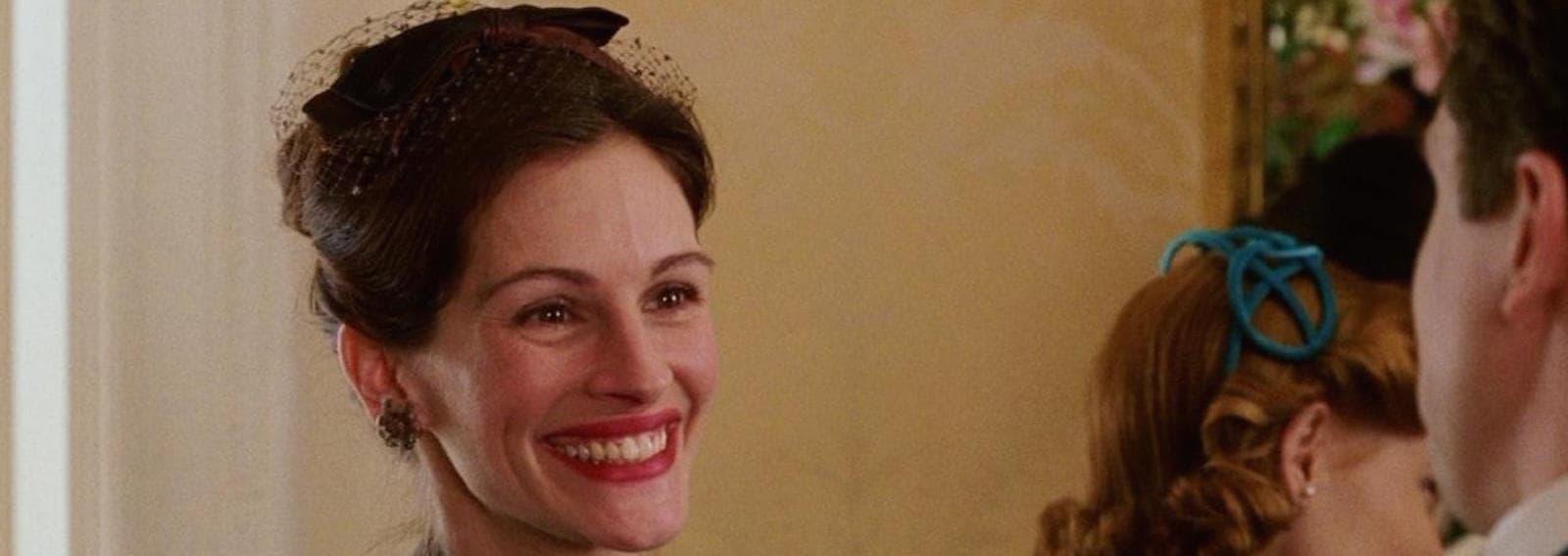 Julia Roberts rossetto rosso