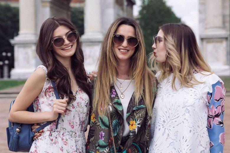 Butterfly effect: le influencer amano i nuovi occhiali da sole Liu Jo