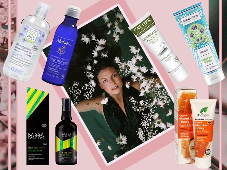 Skincare routine bio economica:
