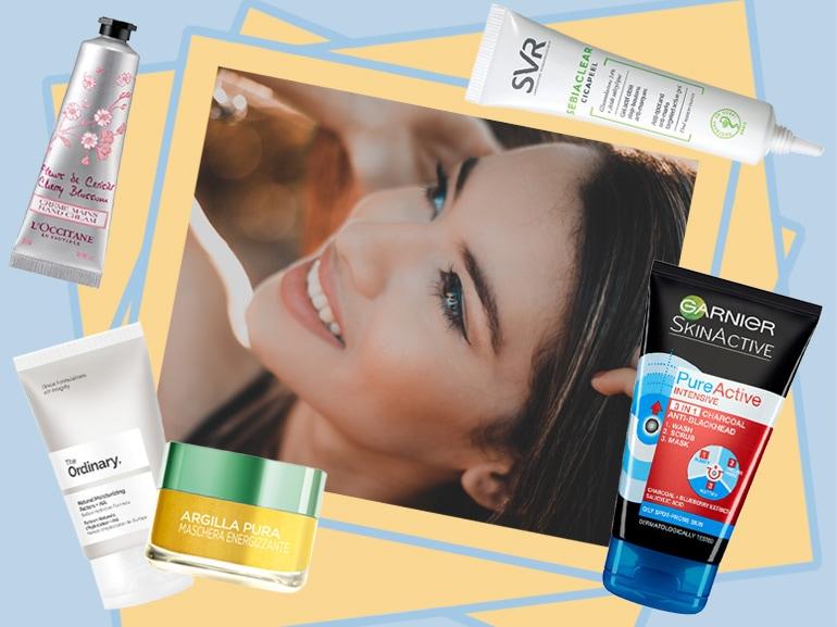 Skincare routine economica