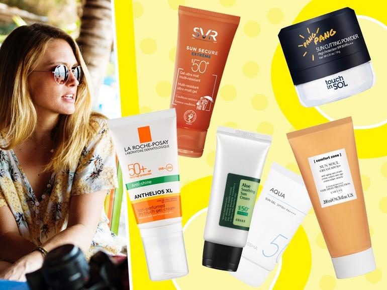 Solari pelle mista e grassa: le protezioni più adatte per le pelli problematiche