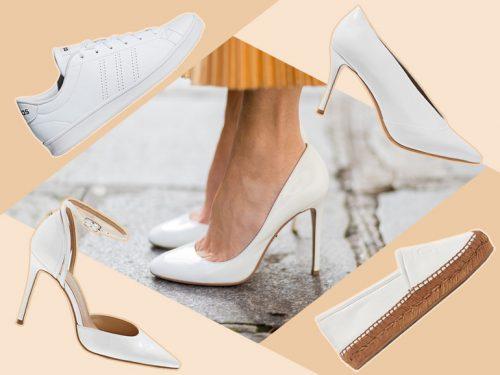 Scarpe bianche i modelli da acquistare per l estate