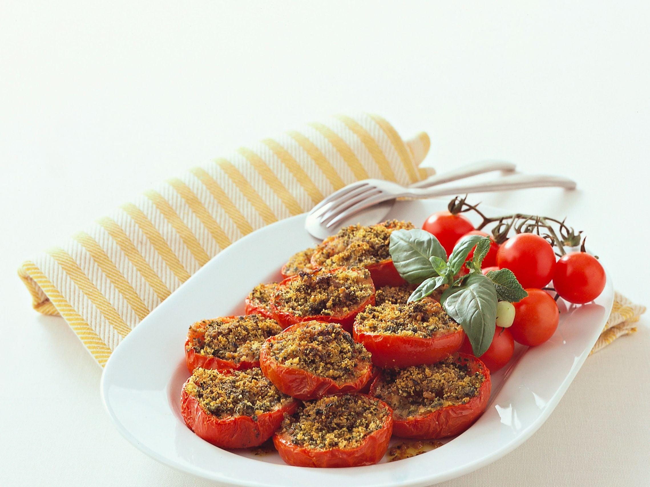 Pomodori gratinati al forno(1)