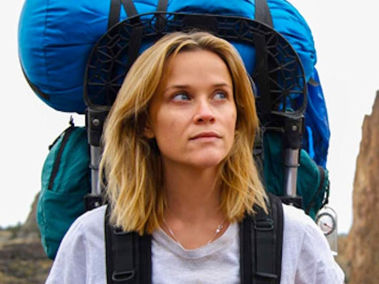 Reese Witherspoon viaggio