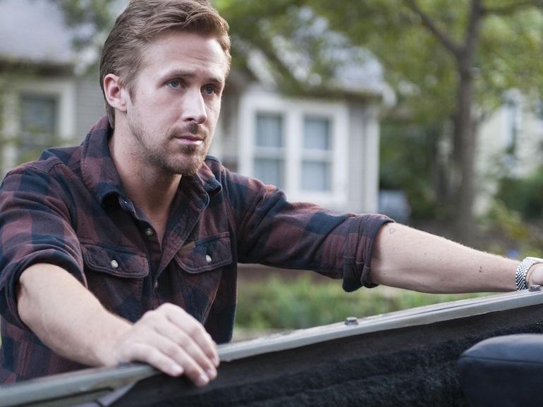 Ryan Gosling camicia quadri