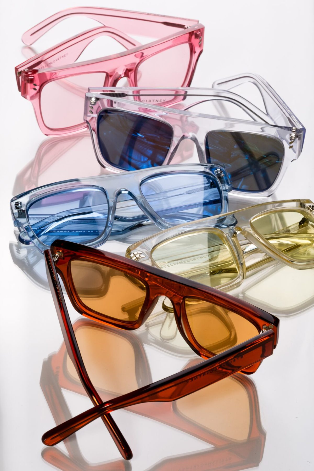 Ici Ice Stella McCartney Eyewear Summer 2018