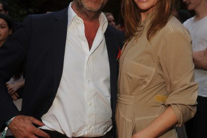 Roberto Vedovotto e Stella McCartney