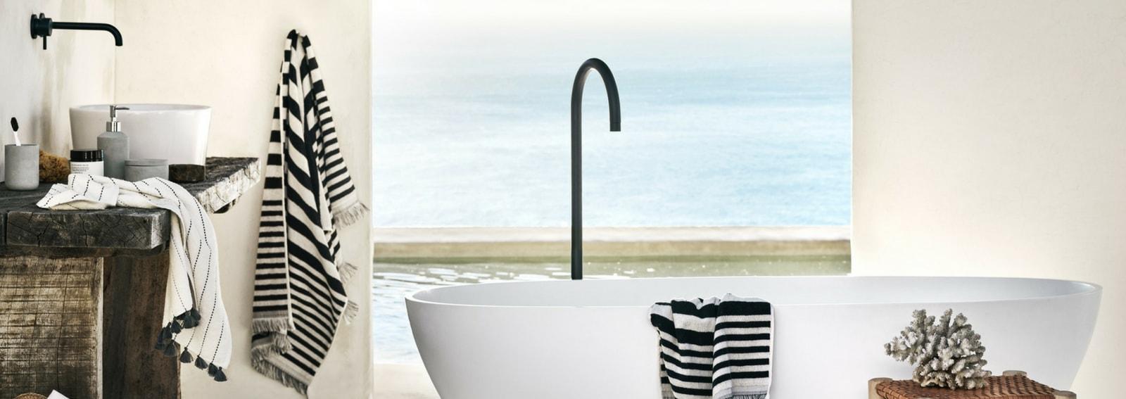 07c000c5b51a Minimal, tecnologico, eclettico o…? Per lo stile perfetto per il vostro  bagno, da questa parte