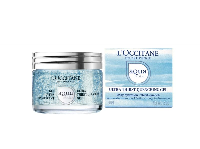 acqua-lingrediente-segreto-per-un-viso-sempre-luminoso-L_Occitane Aqua Reotier Gel Ultra DÇsalterant_HIGH RES