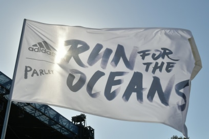 Tutti di corsa per salvare gli oceani con adidas