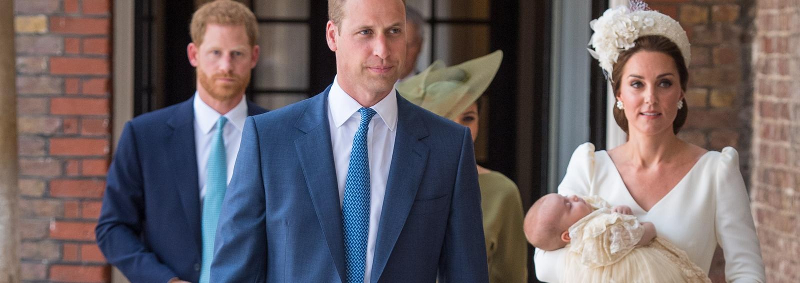 Le tradizioni (curiose) sul battesimo del principe Louis di Cambridge che riunirà la Royal Family pics