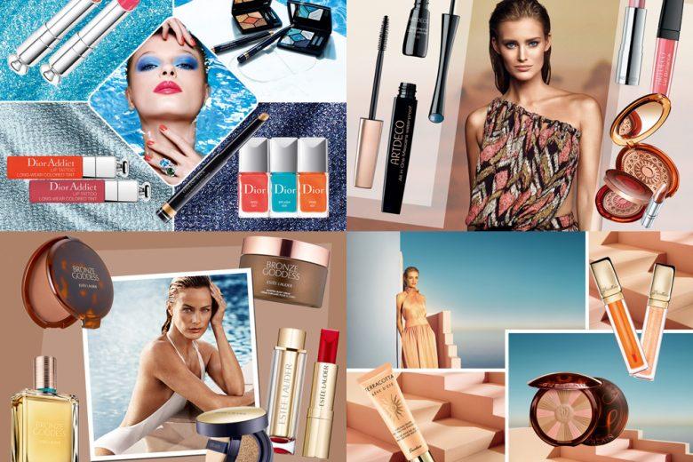 Le collezioni make up estate 2018: uno splash di colore e freschezza
