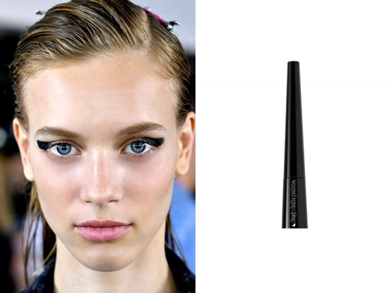 come porteremo eyeliner quest'estate edgy