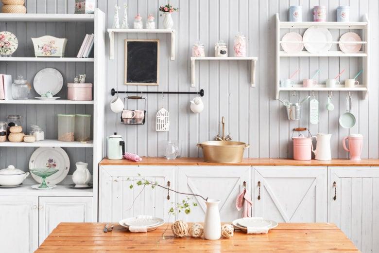 6 idee originali per arredare la casa con il legno