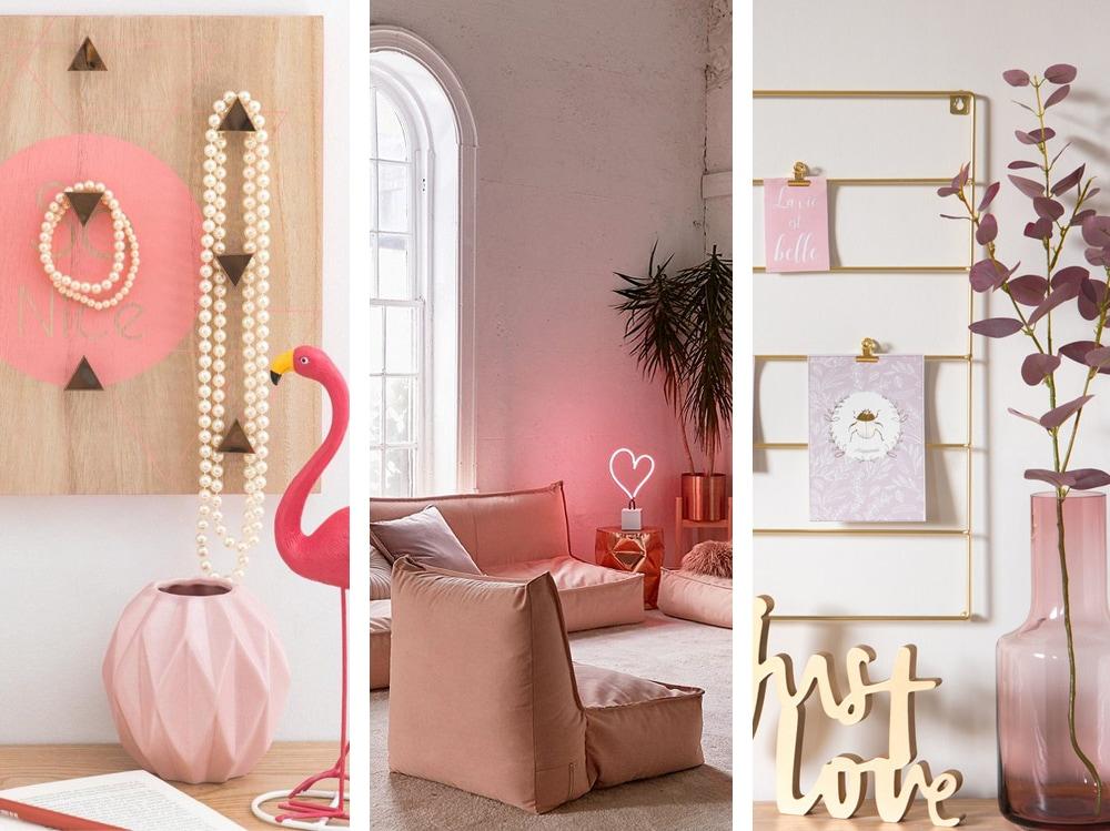 10 idee originali per arredare la casa con il rosa for Arredare casa idee originali