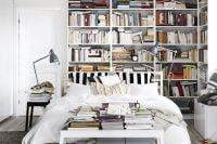 6 idee originali per arredare la casa con le librerie