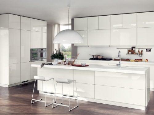 Perché scegliere una cucina bianca?