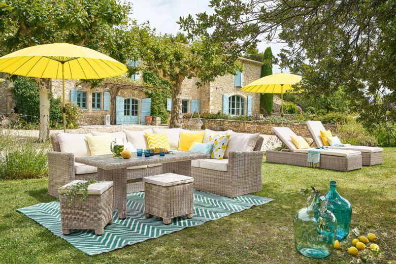 Maisons Du Monde: le novità più belle dell'arredo giardino per il 2018