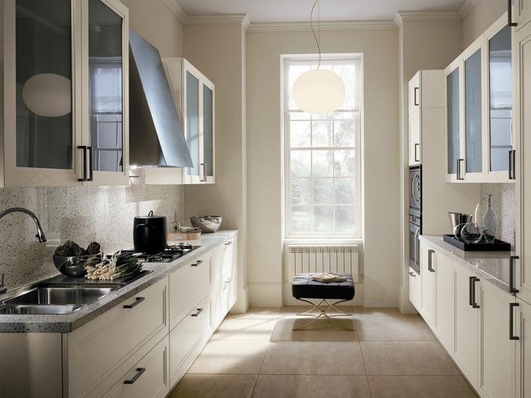 cucina bianca guida 1