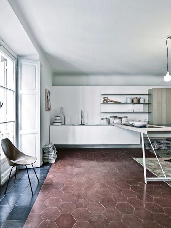 cucina bianca guida 3