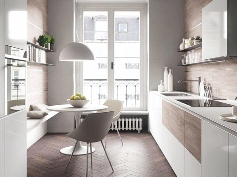 cucina bianca guida 4