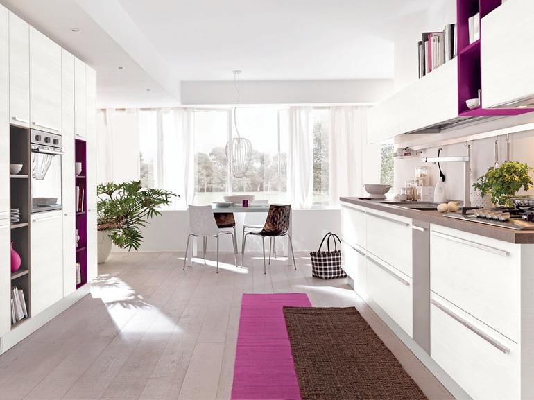cucina bianca guida 5