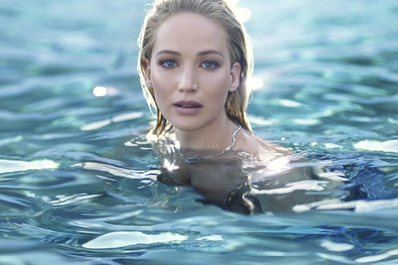 Jennifer Lawrence è il volto del nuovo profumo JOY by Dior