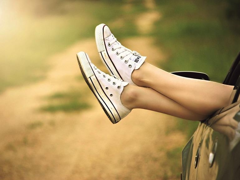 gambe zanzare mobile