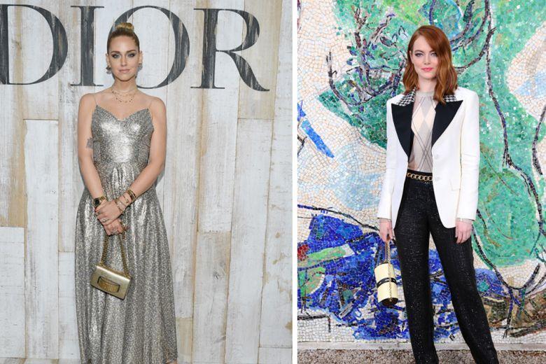 Chiara Ferragni, Emma Stone e le altre star meglio vestite della settimana