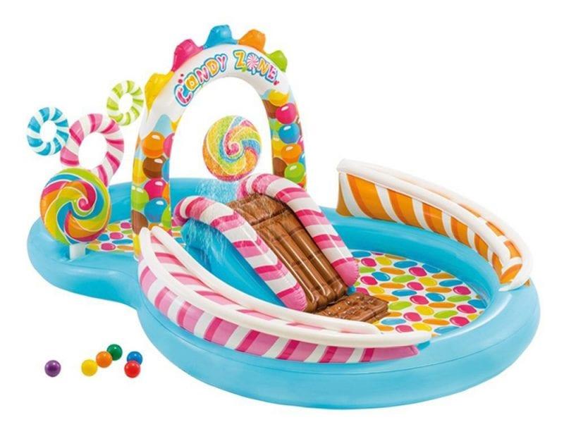 kasanova piscina bambini con dolci