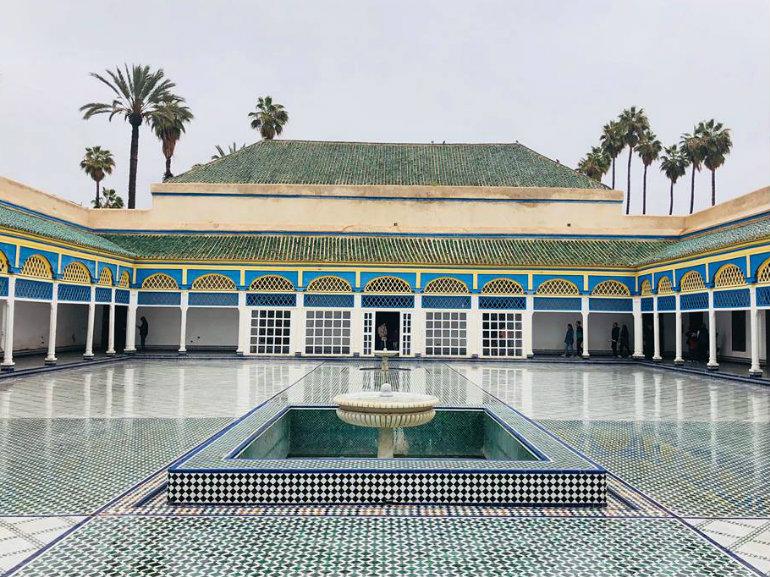 marrakech architettura