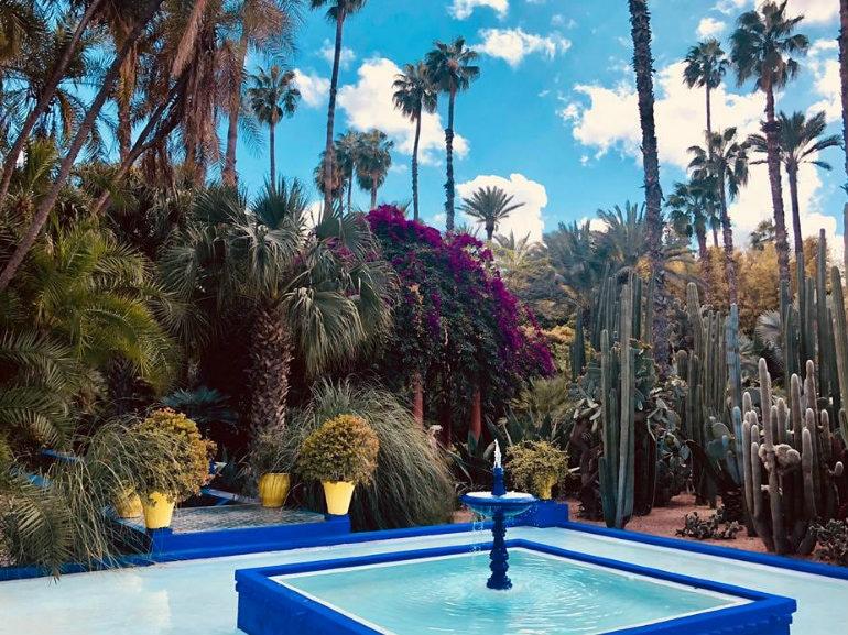 marrakech giardini
